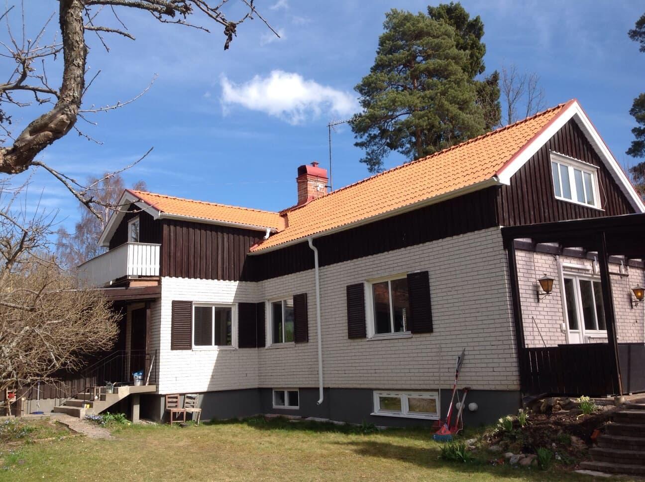 Takrenovering Stockholm