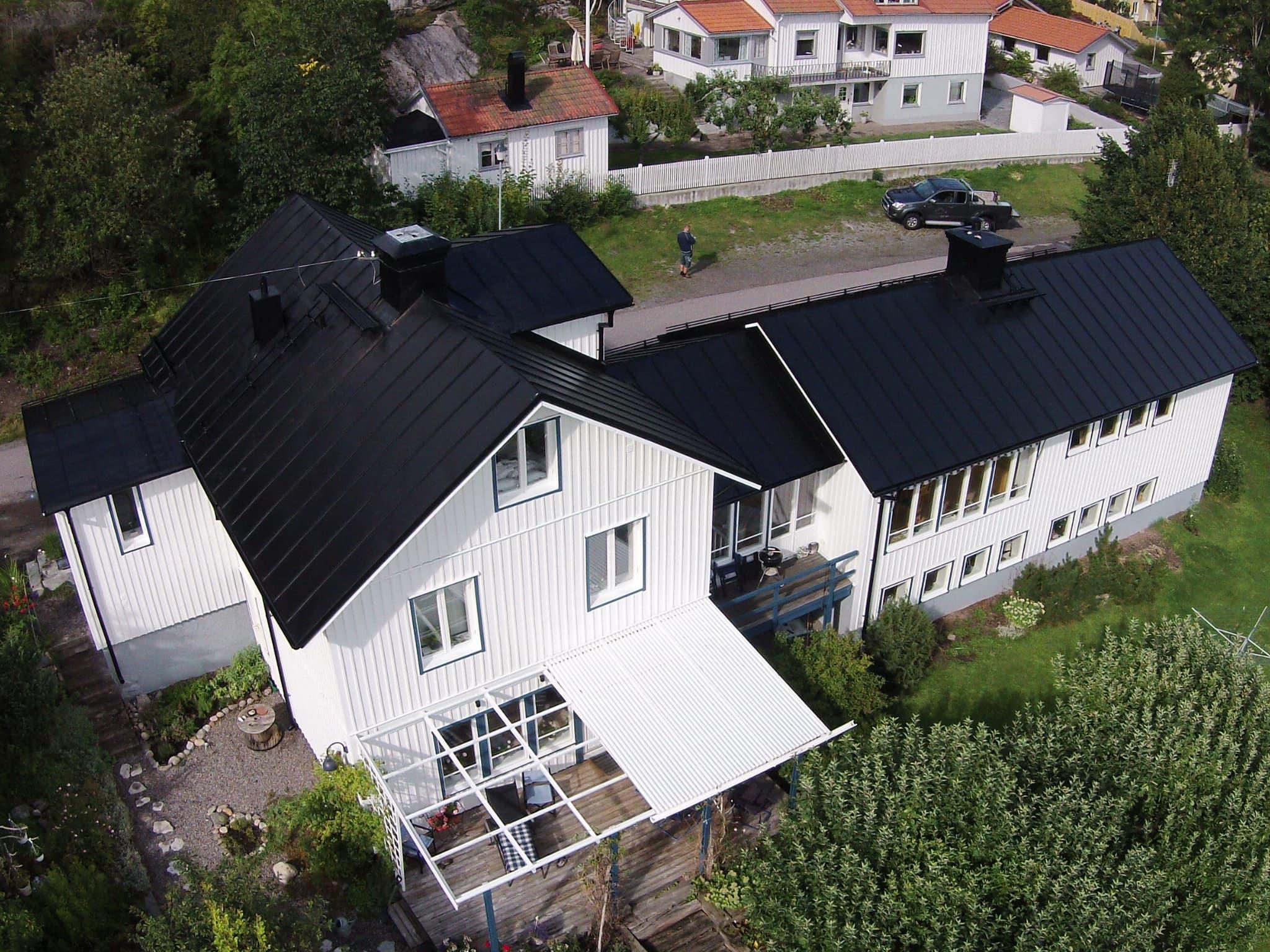 Plåtak renovering Stockholm