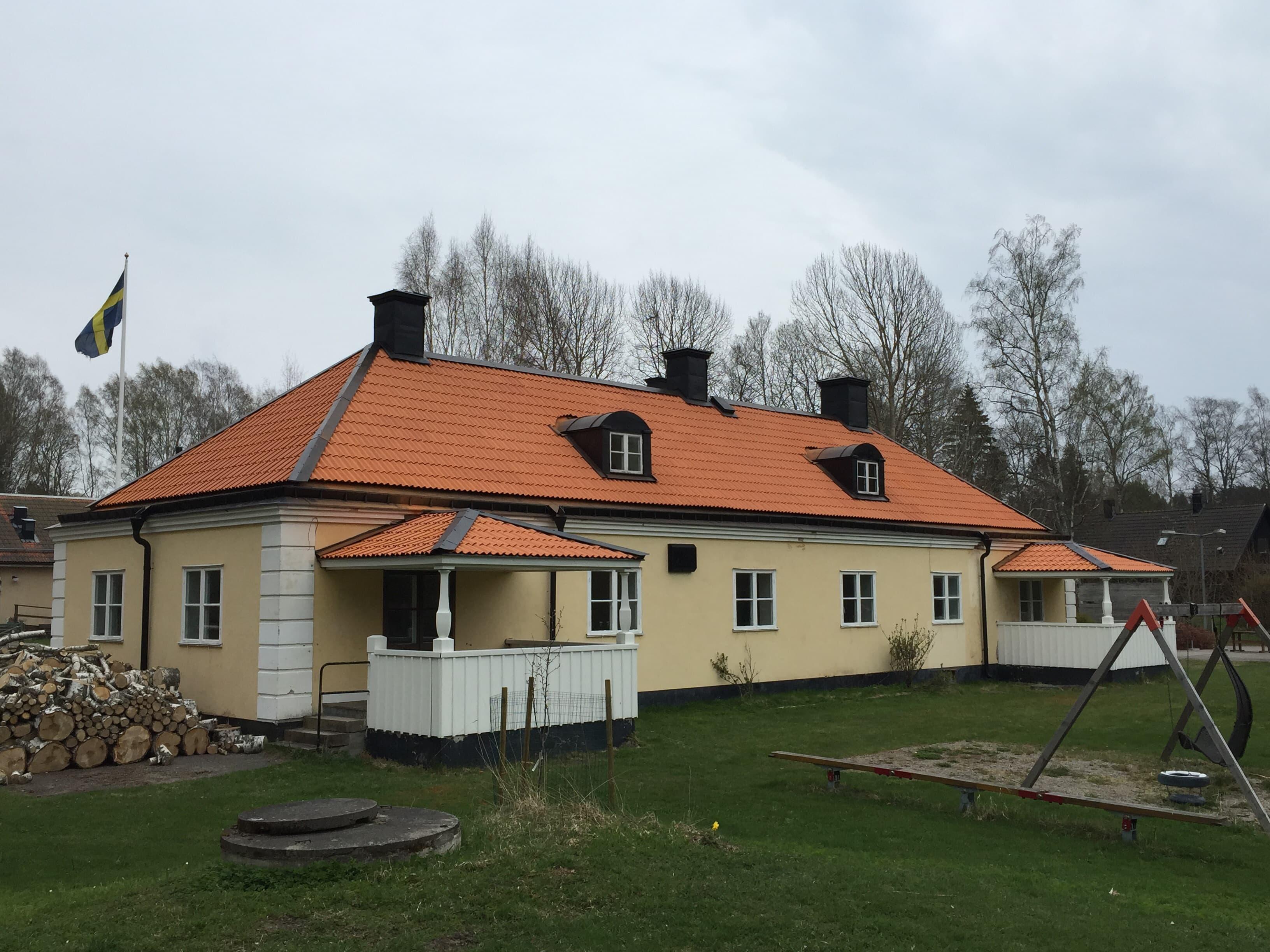 Takläggning Nynäshamn