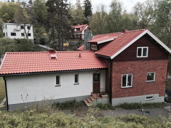 Takläggning Saltsjöbaden