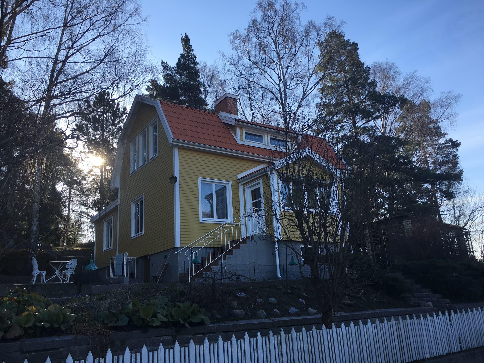 Takläggning Stockholm / Spånga