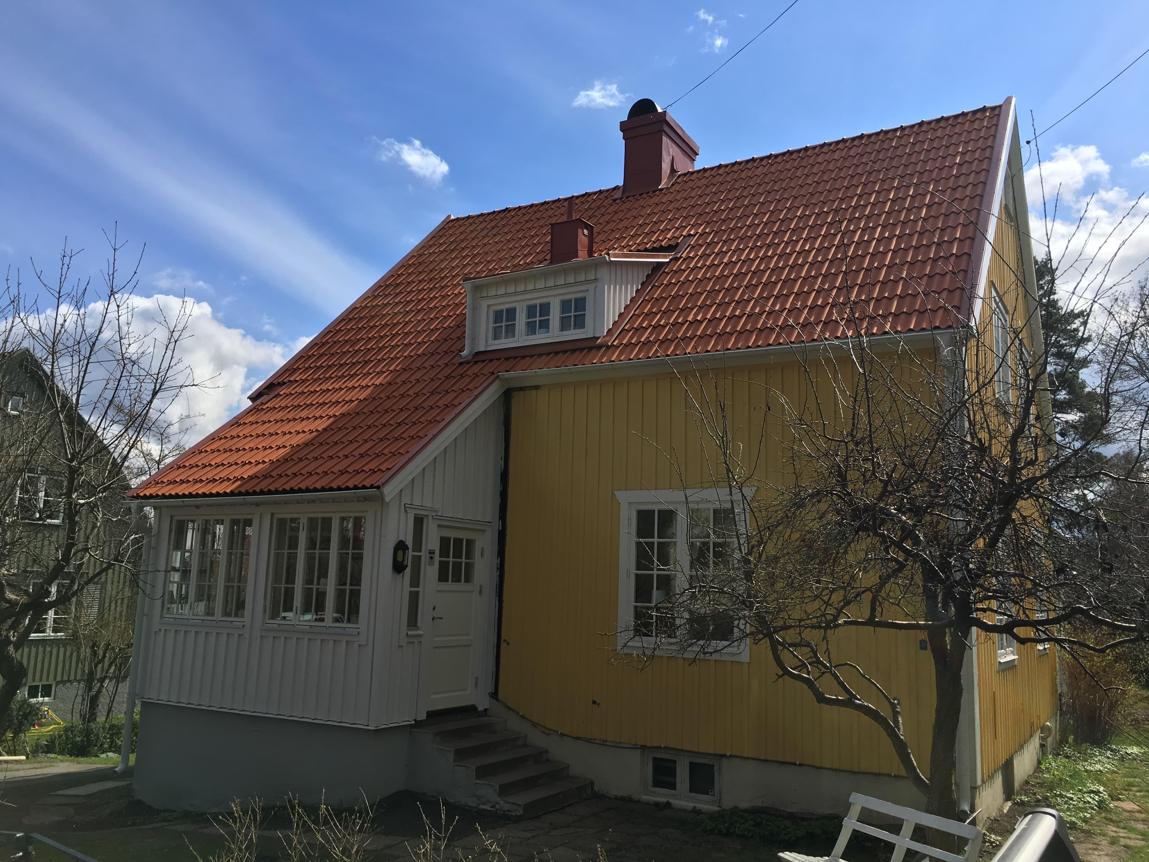 Takläggare Stockholm / Takläggning Bromma