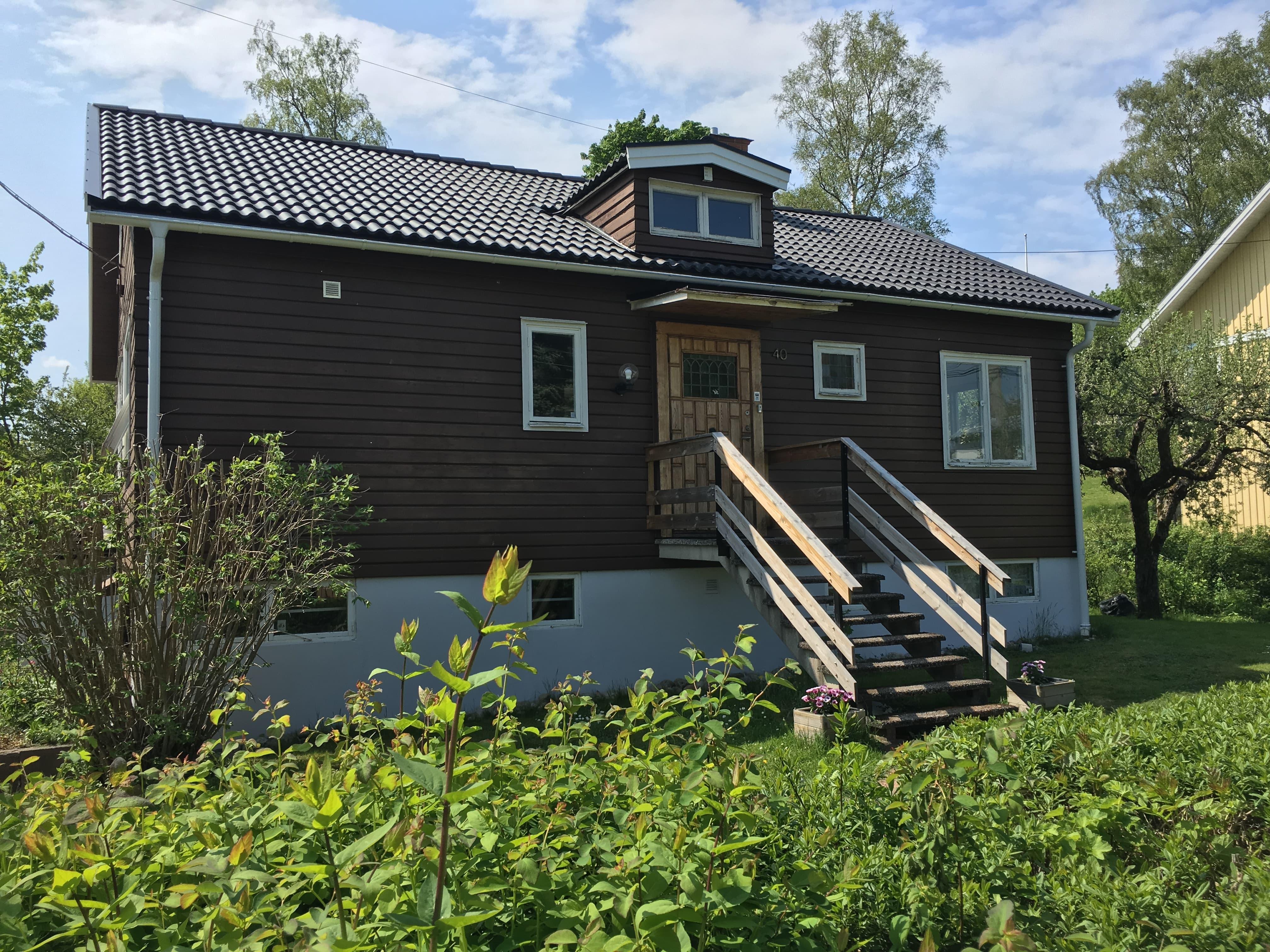 Tak, takläggare, takläggning, takrenovering och fasadarbeten i Stockholm