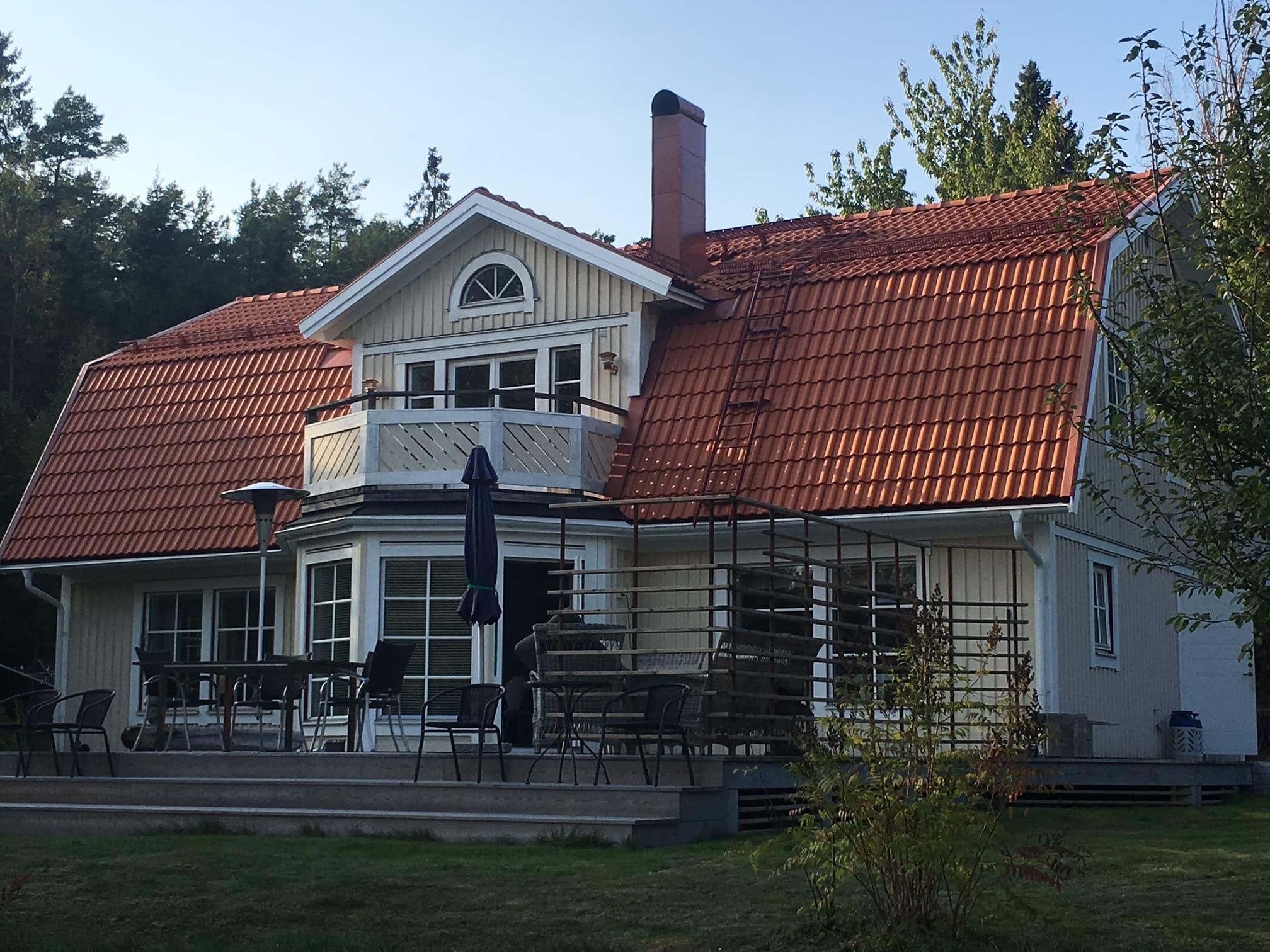 Takläggning Nynäshamn / Ösmo