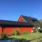 Vi arbetar inom takläggning och fasadrenovering i hela Stor-Stockholm: