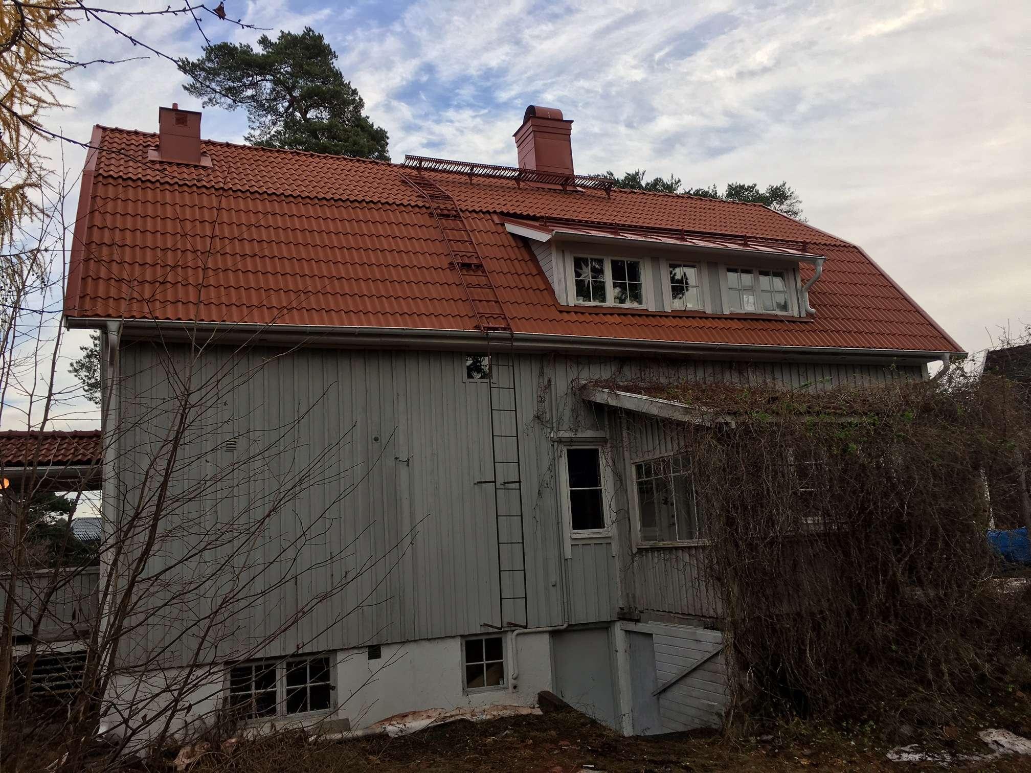 Takläggare Stockholm