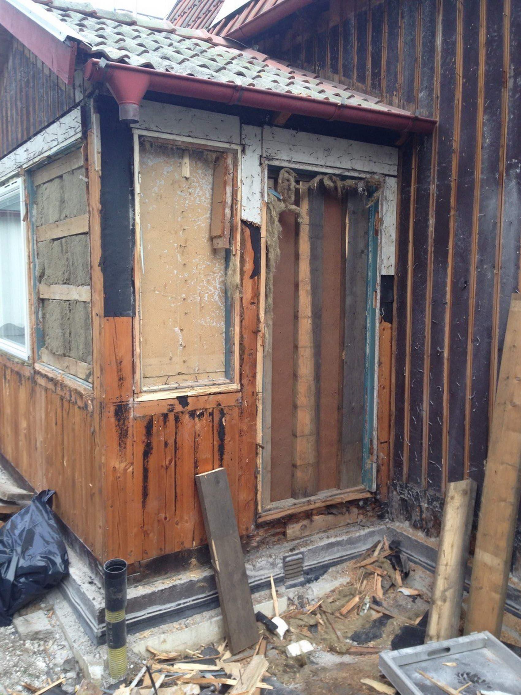 fönster och dörr byte
