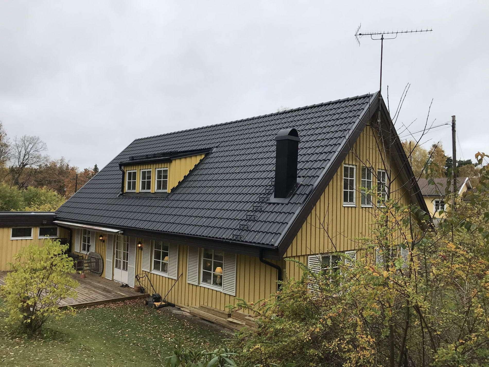 Takläggare Täby – Takläggning i Stockholm