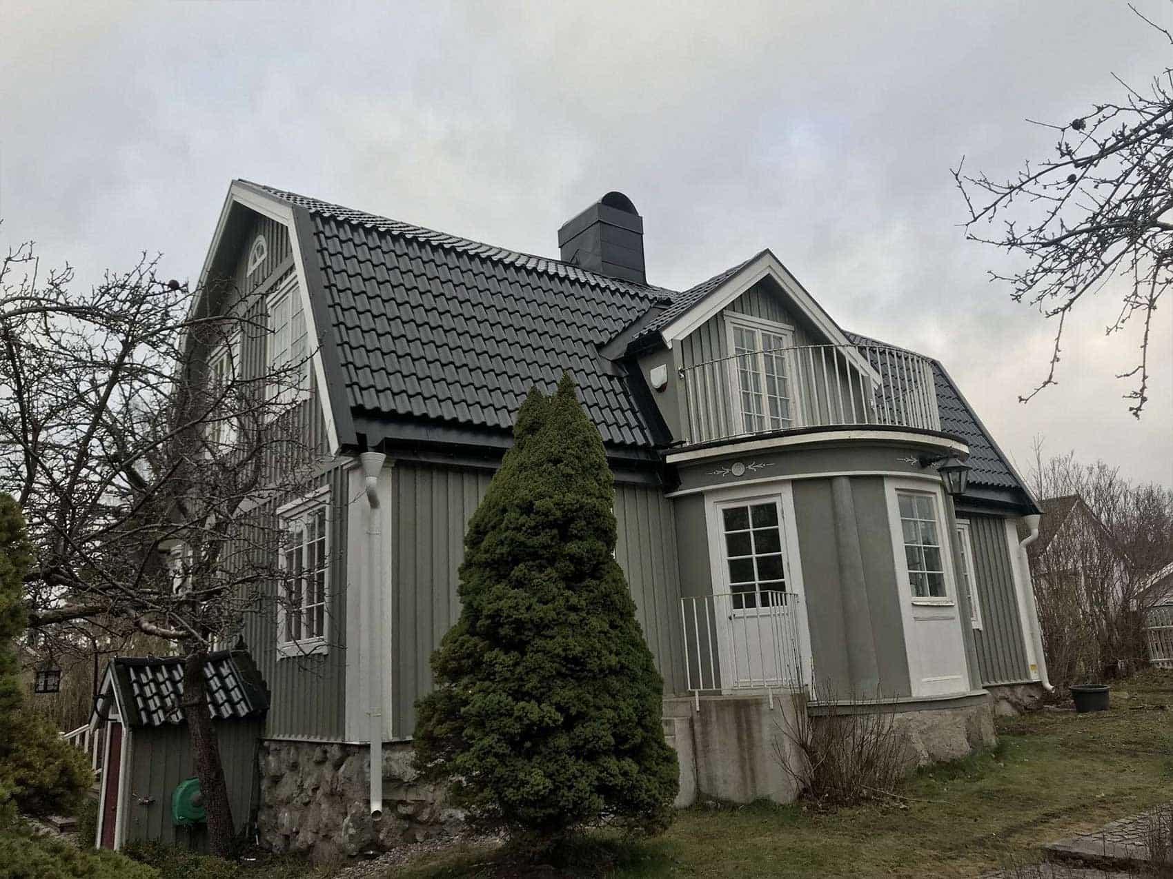 RAO Tak och Bygg AB – din takläggare i Stockholm