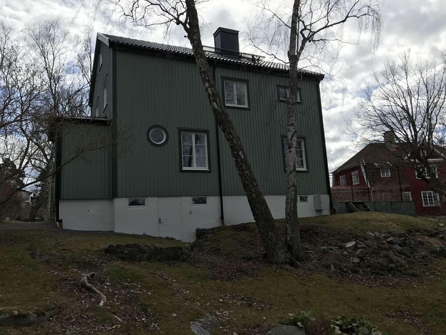 Fasadrenovering Stockholm / RAO Tak och Bygg AB
