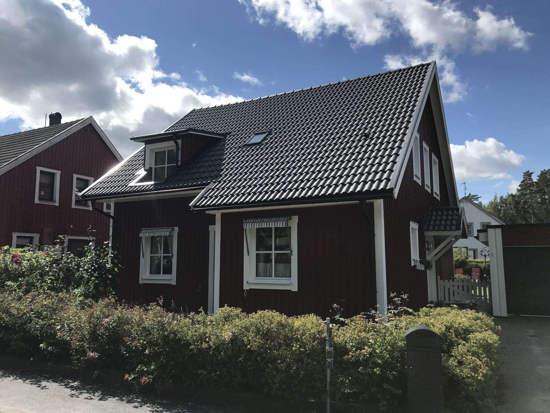 Tak Stockholm / Takrenovering Gnesta