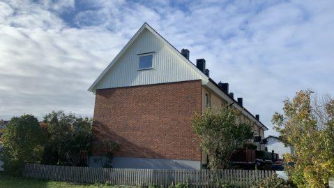 Fasadrenovering Vällingby